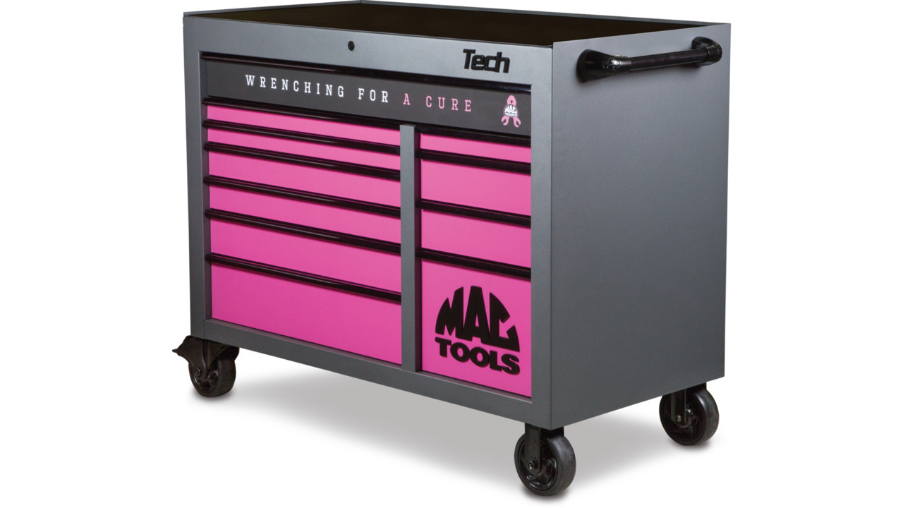 Raise Awareness with Mac Tools New Breast Cancer Awareness ...