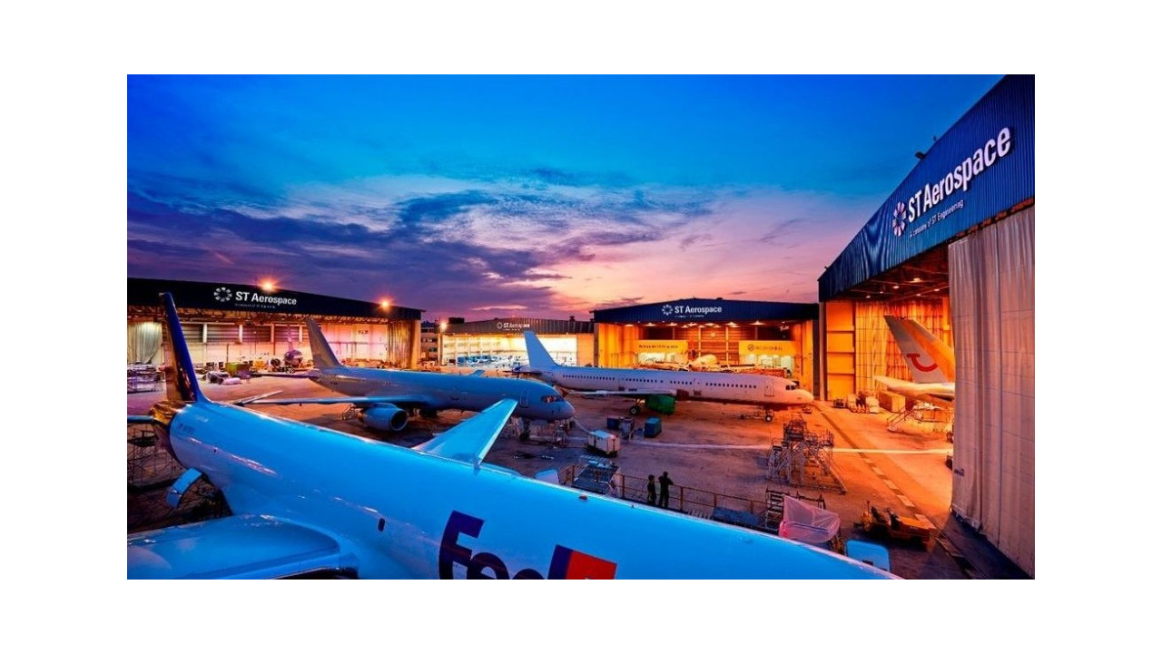 St Engineering Completes Acquisition Of Aircraft Repair