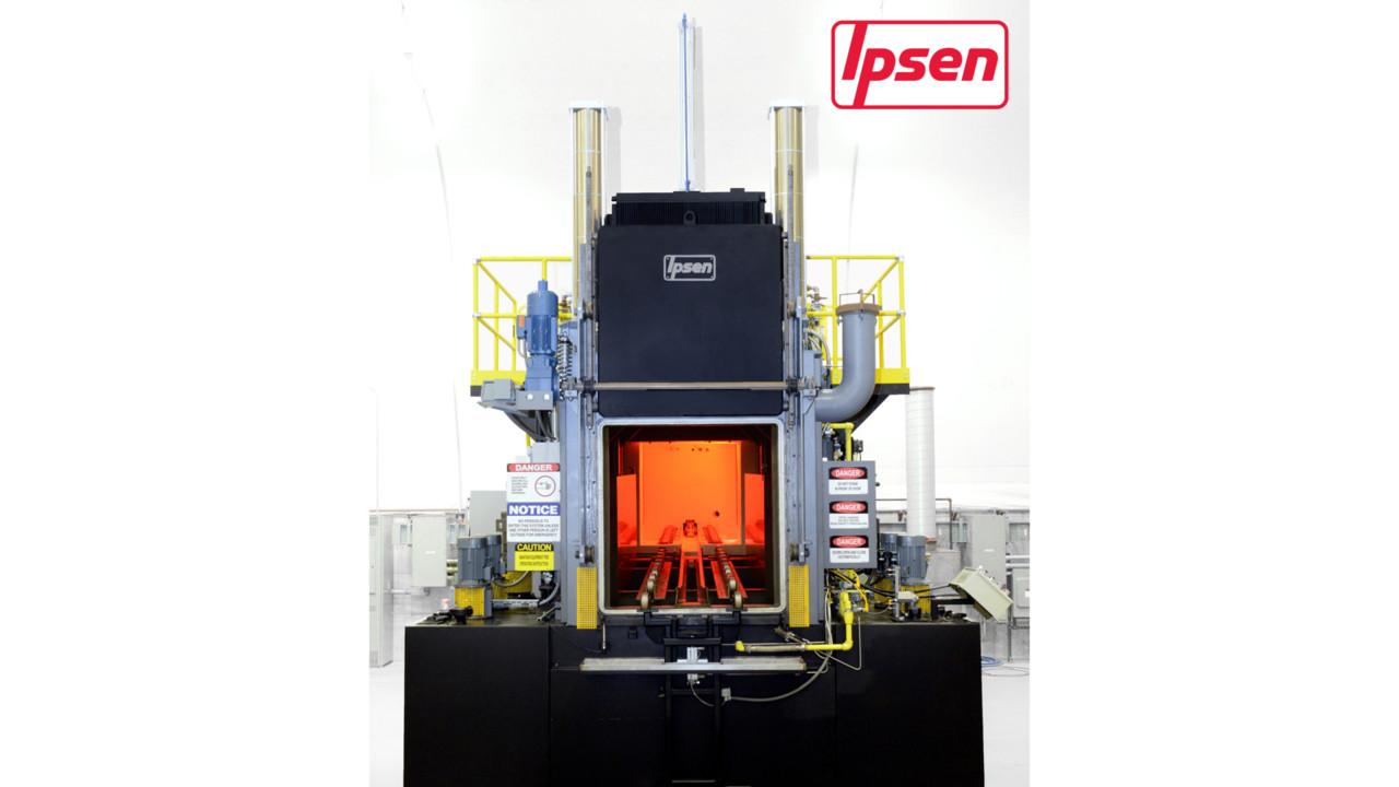 Commercial Heat Treater Purchases Ipsen Atlas Atmosphere