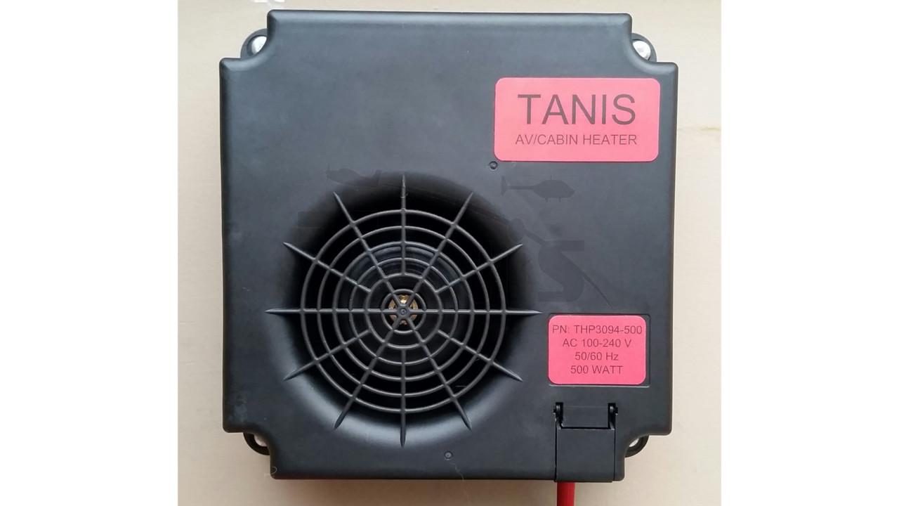 tanis aircraft avionics  cabin heater