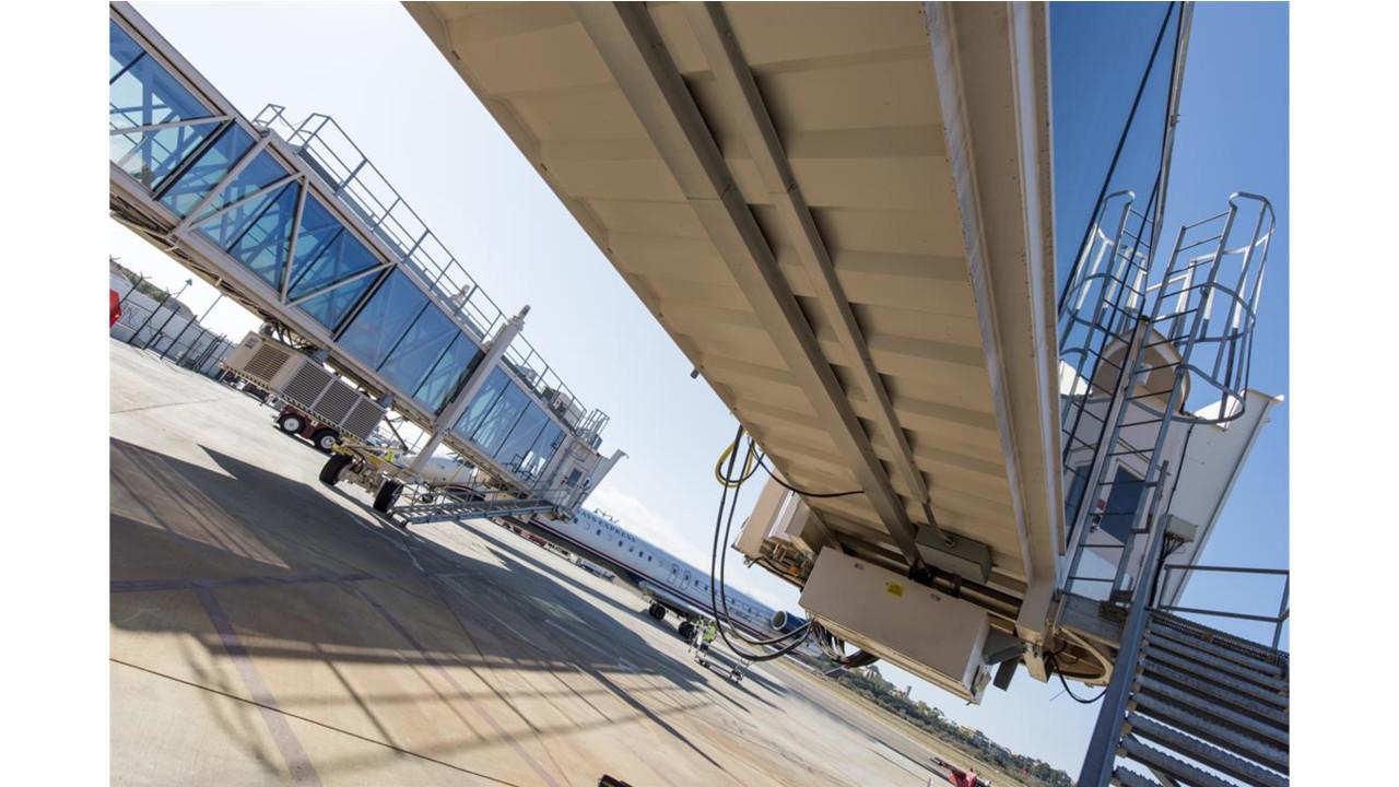 Jetway Systems Aircraft Bridge Aviationpros Com