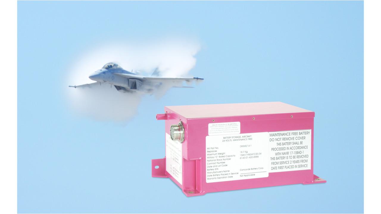 Aircraft Batteries Aviationpros Com