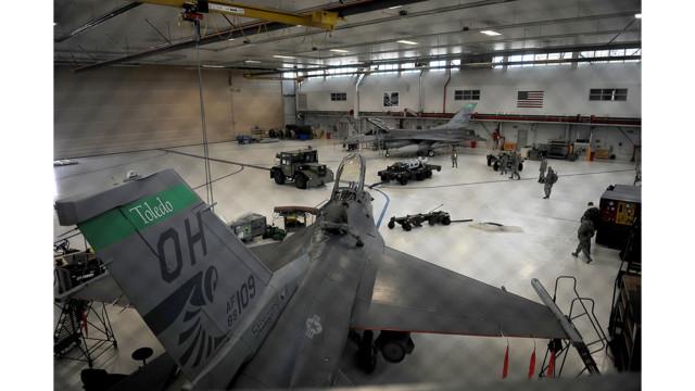 Aircraft Hangar Fire Suppression System Aviationpros Com