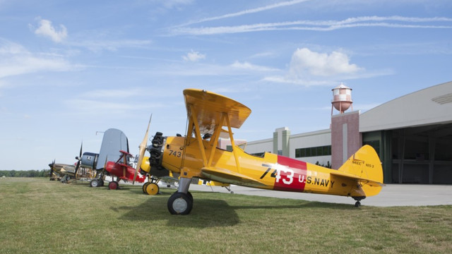 The Military Aviation Museum Brings Taste Of English Culture To Virginia Beach With Flying Proms Symphony Air Show