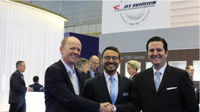 Jet Aviation Basel Signs Parts Consignment Agreement With Custom