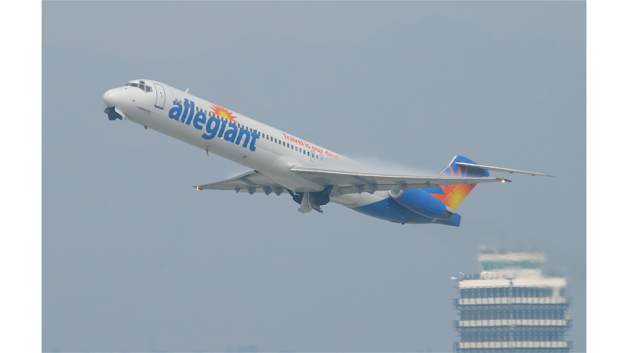 Allegiant Maps Growth Plan Aviationpros Com