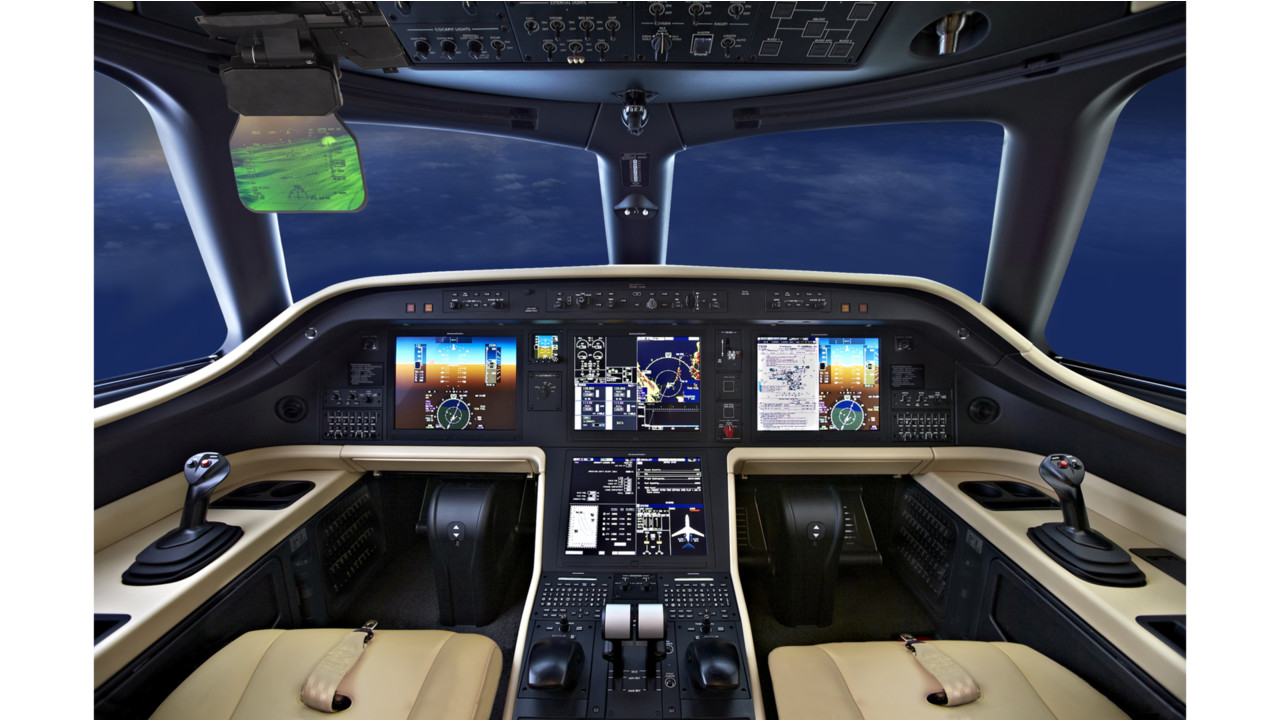 Embraer Awarded Certification Of Head Up Display And