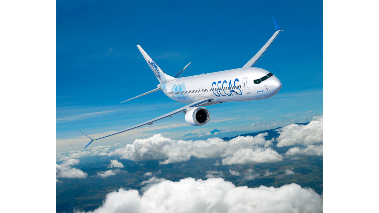 Boeing Gecas Announce Order For 75 737 Maxs