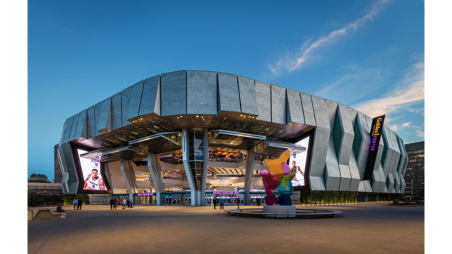Sacramento Kings Arena The Most Recent Signature Project For