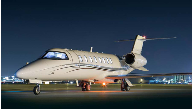 Clay Lacy Adds Learjet 45XR Charter Jet At Oregon39s Portland Internationa