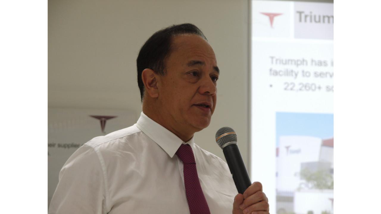 triumph group sells apu mro business | aviationpros