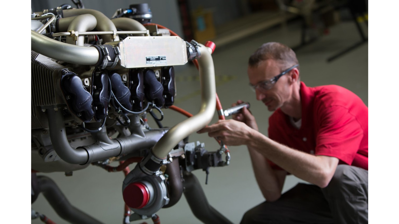 What 39 S In A Continental Motors Services Overhaul