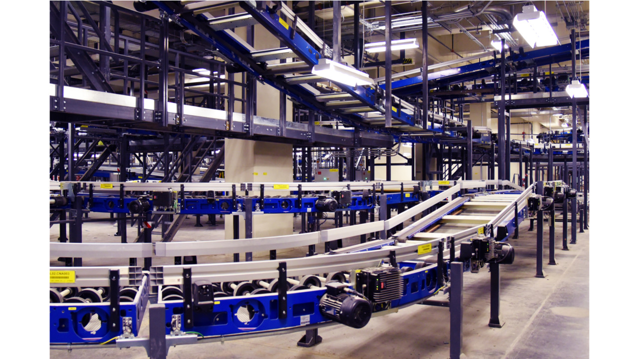 Airport Baggage Handling Scan : Beumer lands baggage handling system o m contract at yyc