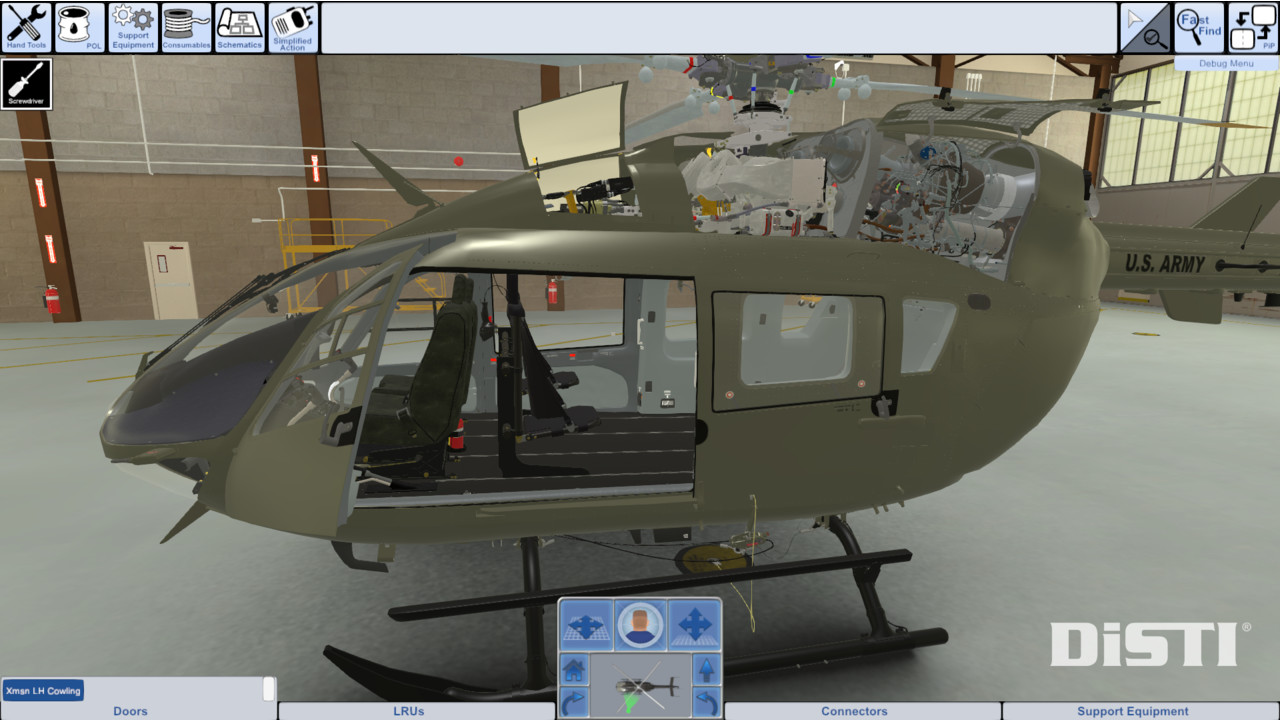 DiSTI Develops UH-72A VMT | AviationPros.com