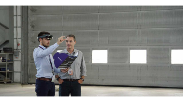 Image result for Magnetic MRO is starting to use Augmented Reality for Aircraft Livery Visualization