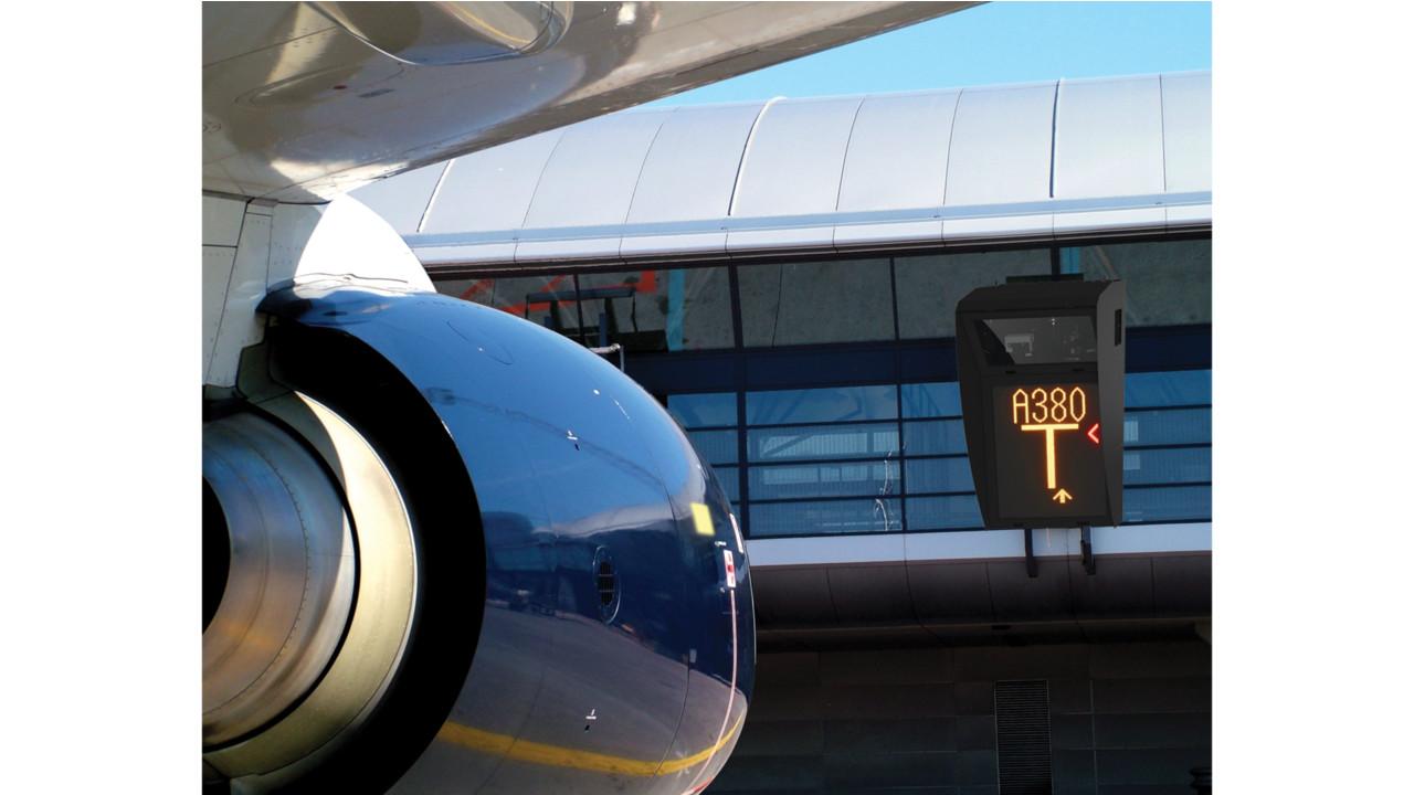 Safedock Advanced Visual Docking Guidance System