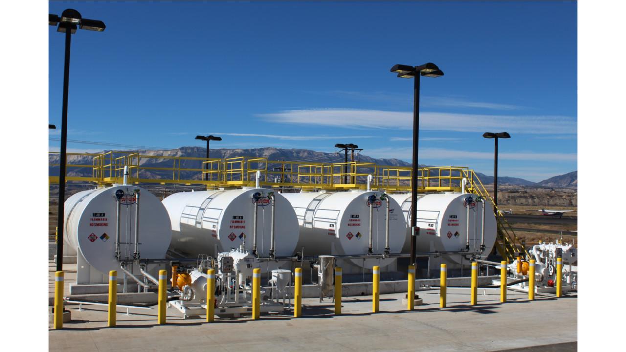 Aviation Above Ground Fueling Systems Aviationpros Com