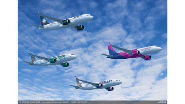 Airbus Receives Billion-Dollar Order From China Aircraft Leasing