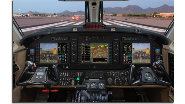 BendixKing AeroVue Receives King Air Certification | AviationPros.com