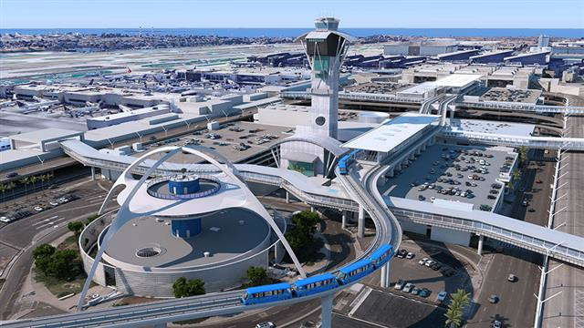 Balfour Beatty secure deal to build transport system at LAX