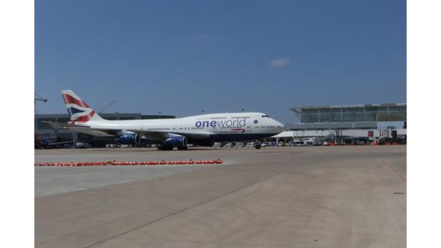 british airways begins daily austin to heathrow service rh aviationpros com Boeing 747 Cockpit American Airlines Boeing 747
