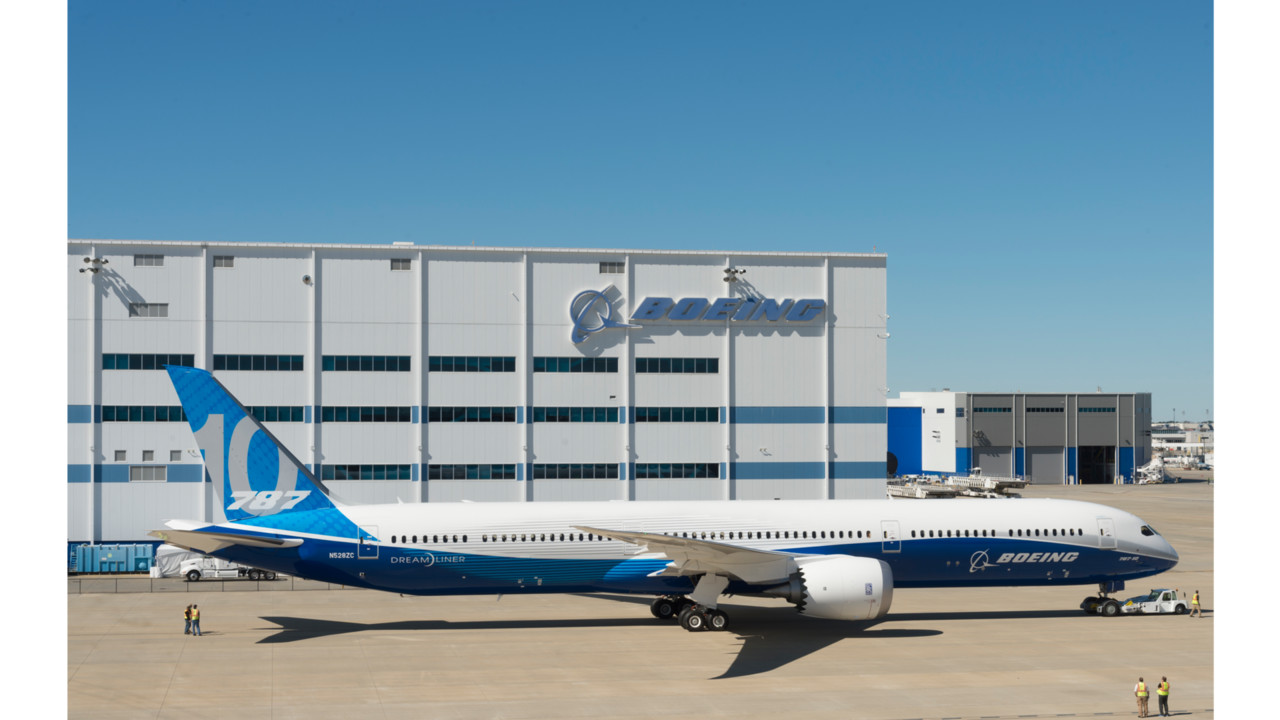 Electrification And E Flight Part 4 Boeing Is On The Way To A More 787 Wiring Issues Electric Future
