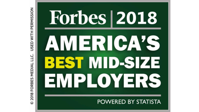 Forbes again ranks UI Health Care among 'America's Best Employers'