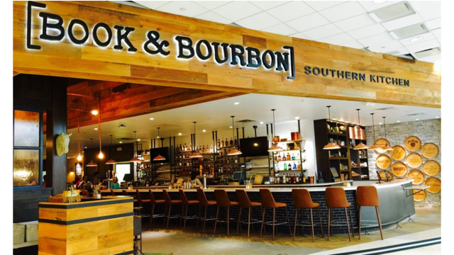 Book And Bourbon Southern Kitchen Menu