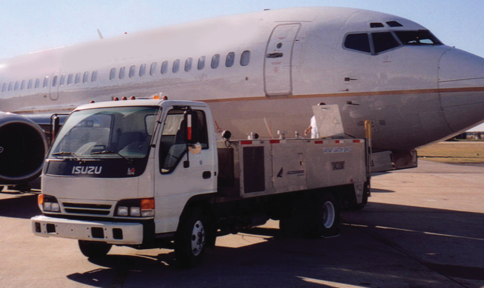 Accessair Systems Inc  Potable Water and Lavatory Units in