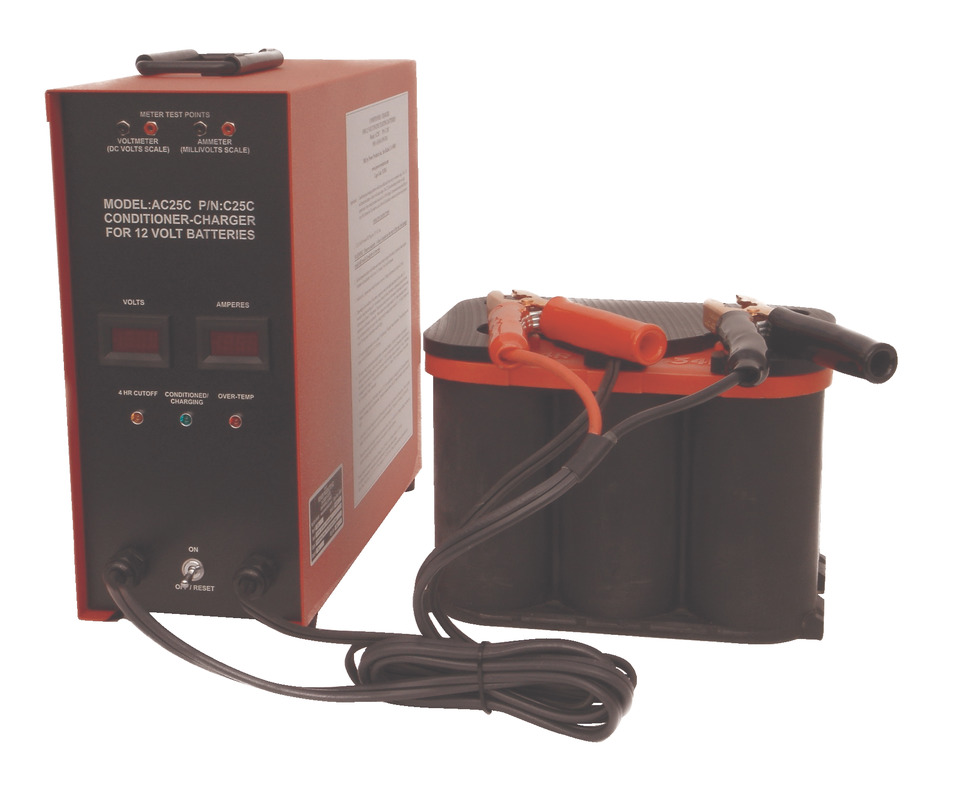 Optima Battery Charger >> OPTIMA - Military Battery Systems Battery Conditioner ...