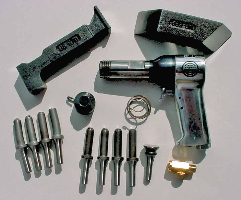Brown Aviation Tool Supply Co  Riveting kit in Hand Tools