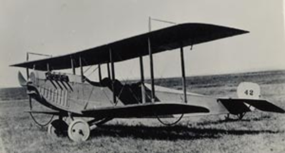The Curtiss 0X-5