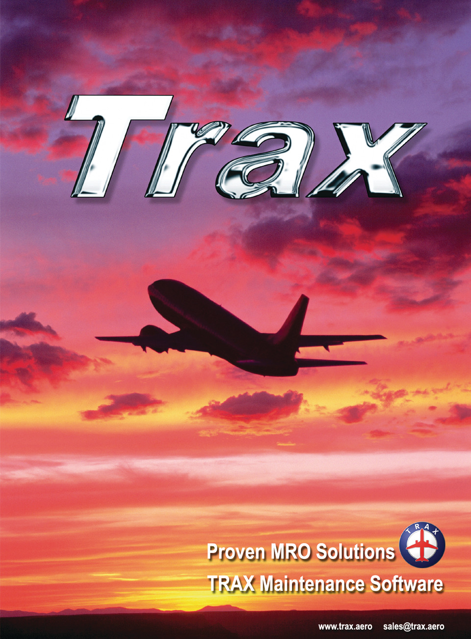 TRAX USA Corporation Maintenance software in Record Keeping