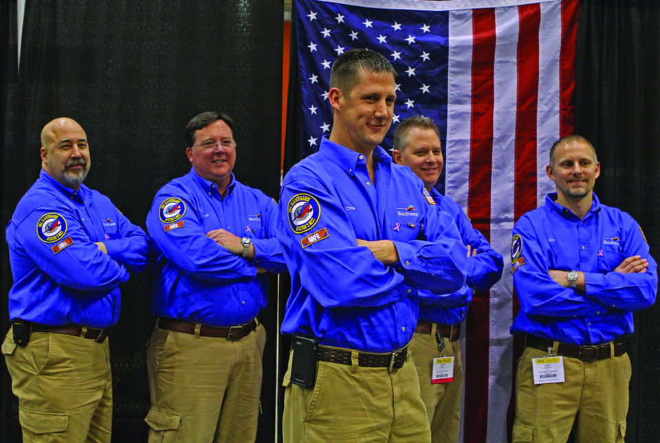 Special Feature Southwest Airlines Winning Maintenance Team