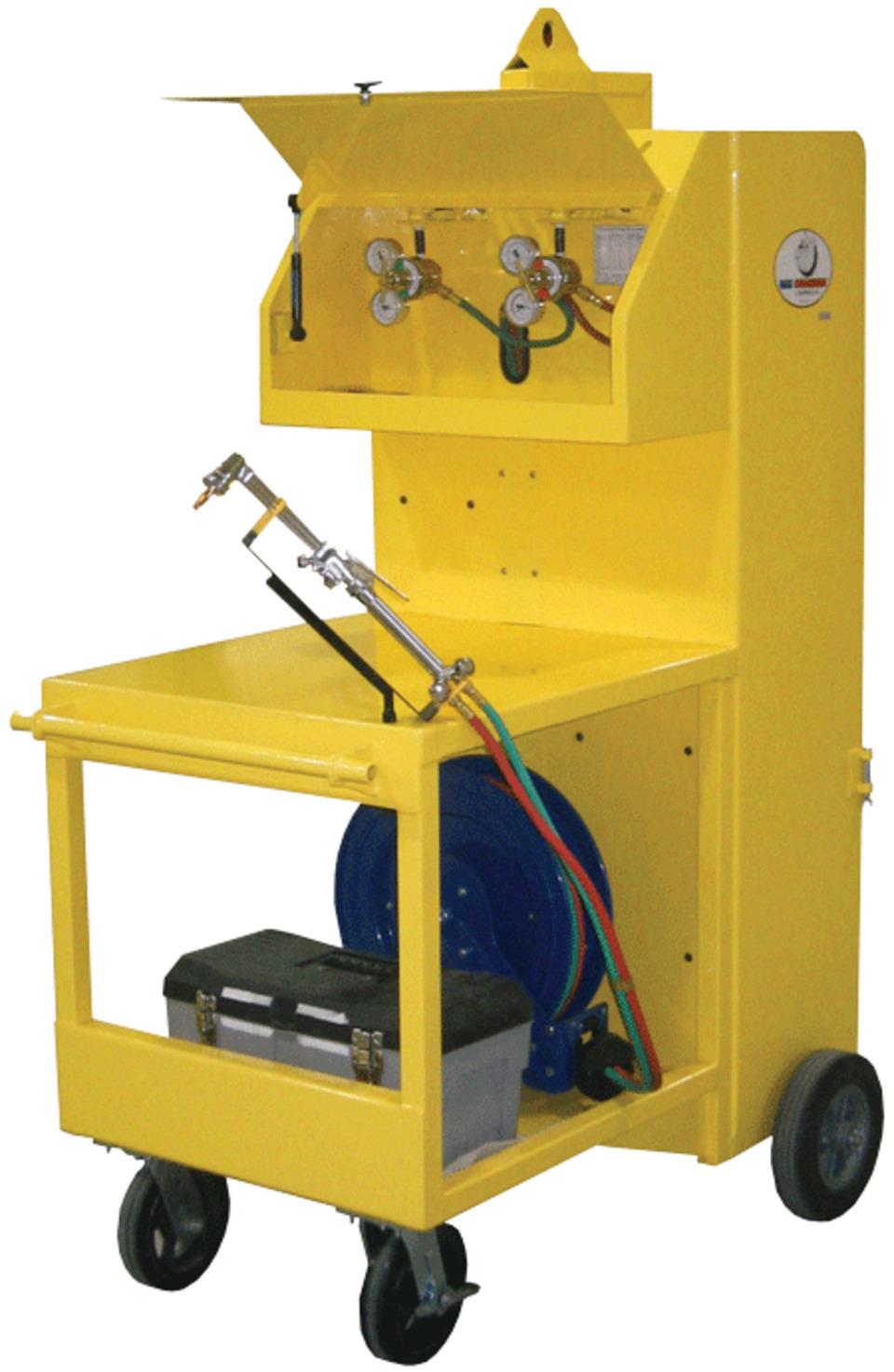 Spika Design Amp Manufacturing Inc Gas Guardian Oxy