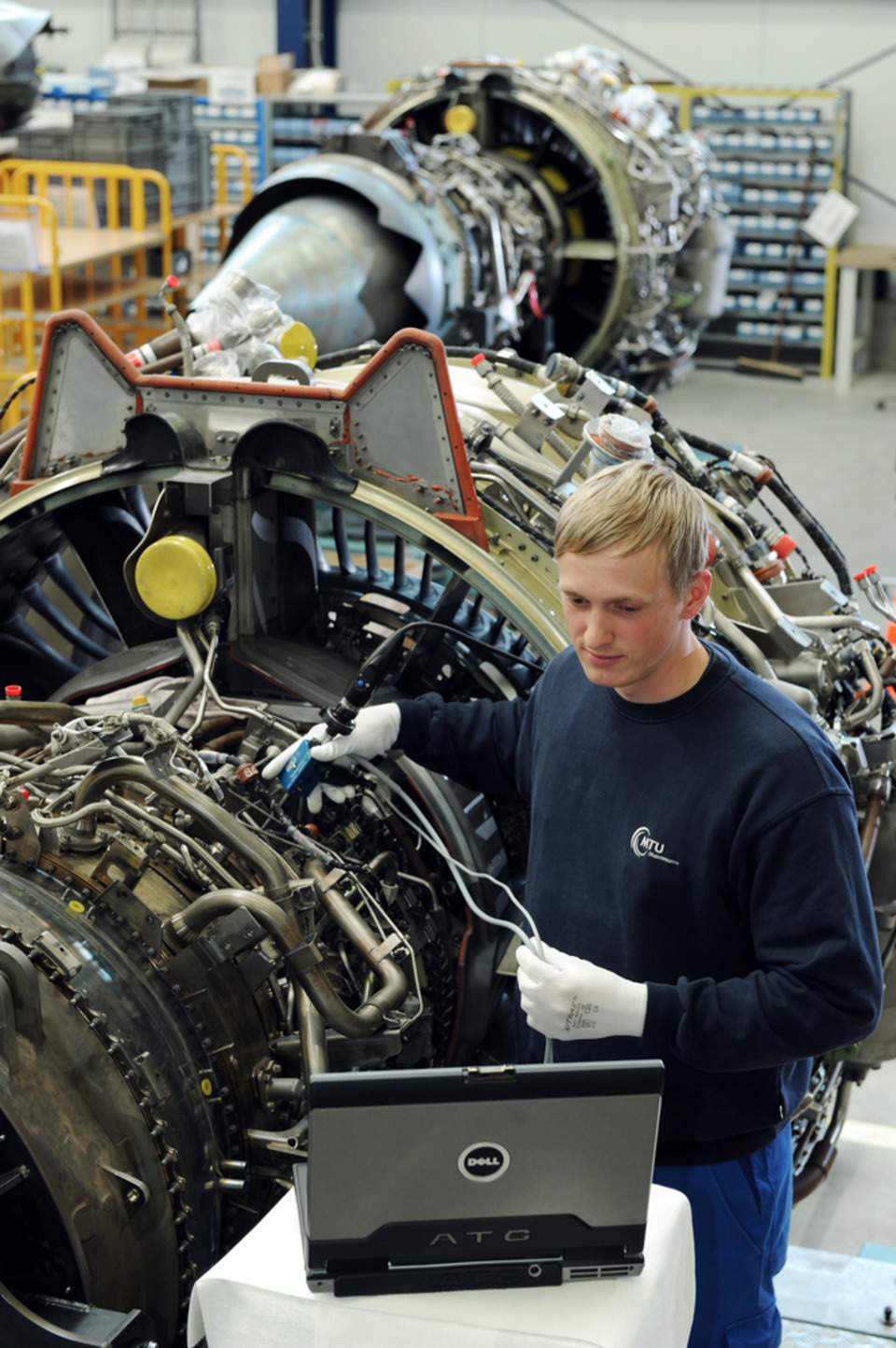 General Electric Aviation's CF34 Engine