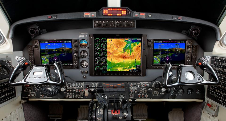 MRO Operations: G1000 King Air Retrofit