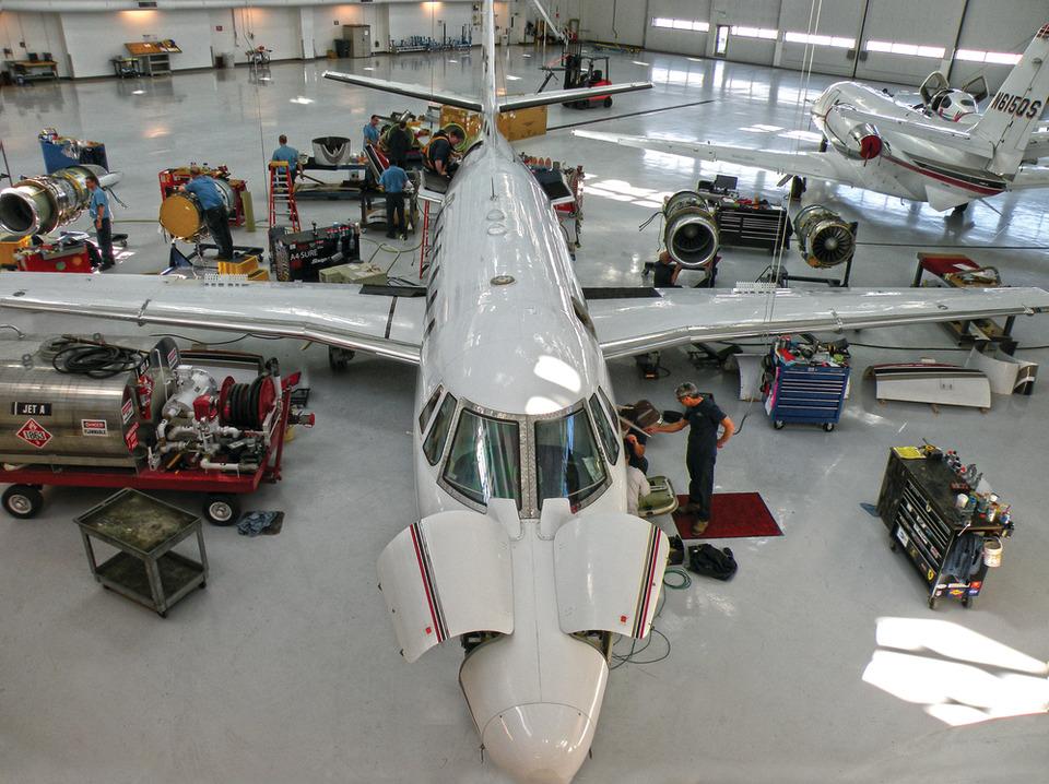 5S in Aviation Maintenance