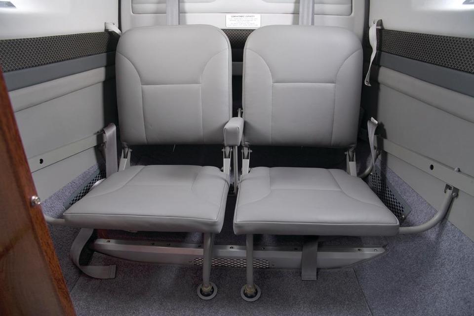 Aviation Fabricators Avfab Jump Seat Kits In Aircraft