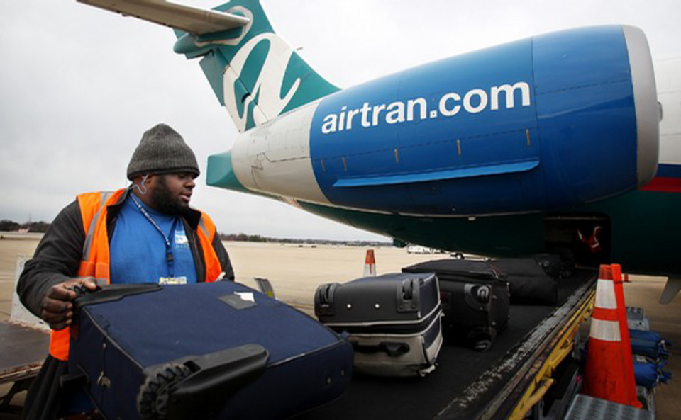 Southwest Airlines Integrates AirTran In Cargo Service on