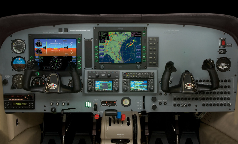 Avidyne Announces Certification of DFC90 Autopilot in Cirrus