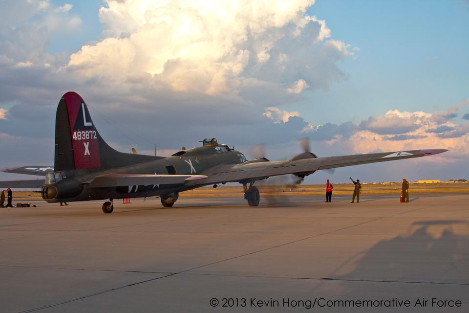 Vintage Warbirds Headed to Corpus Christi