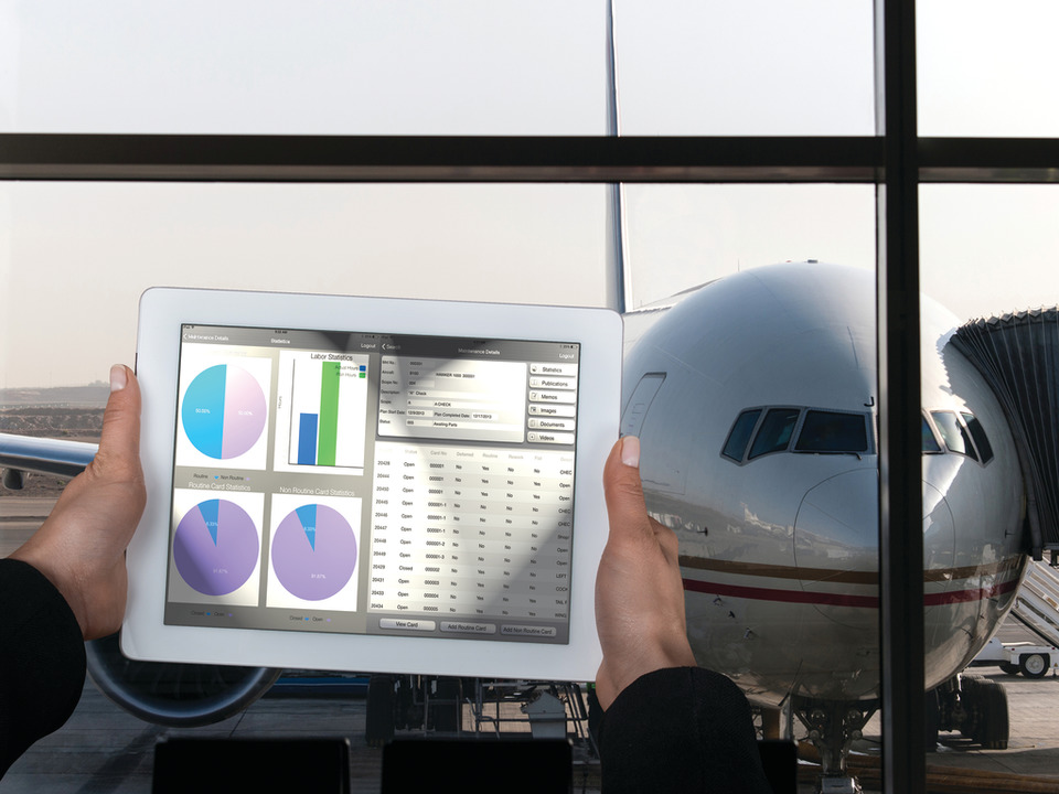 Mobile Applications Drive Advancements in MRO Productivity