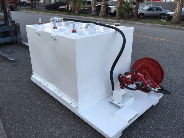 Quality Fuel Trailer and Tank, Inc  New Pending Content in Fueling
