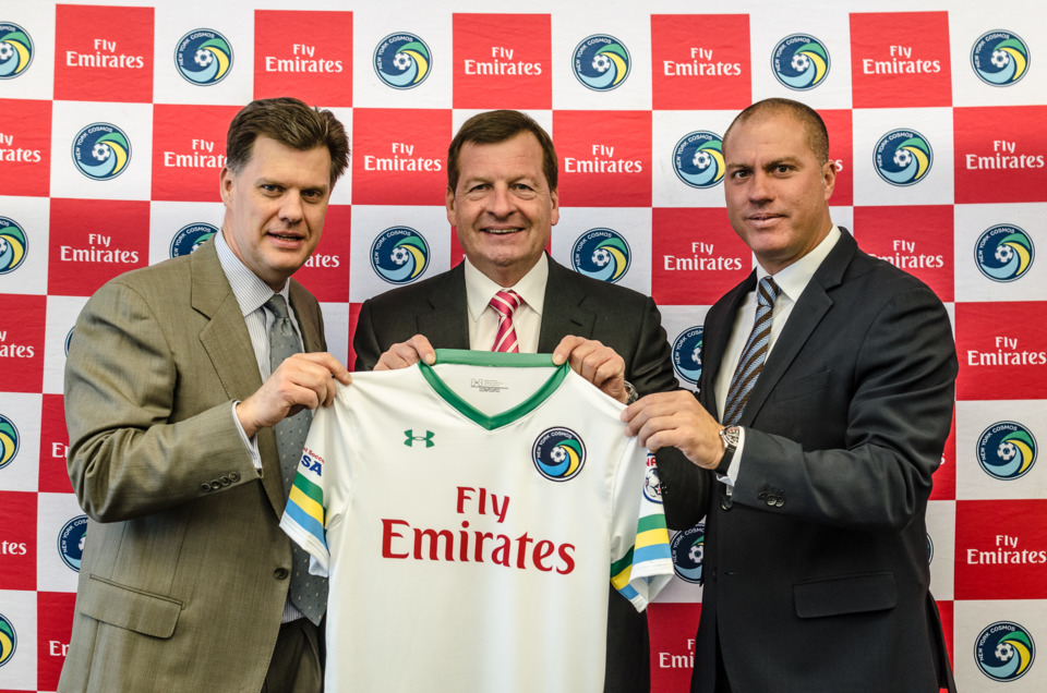 Emirates and the New York Cosmos Extend Global Partnership d78aa26bd