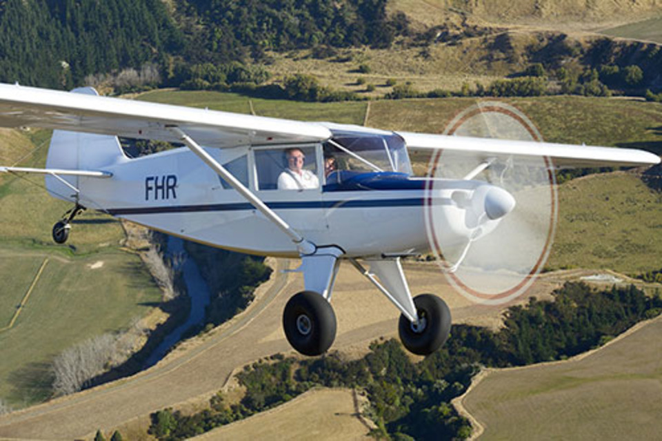 Refined Bearhawk 4-Place Aircraft Offers Enhanced Performance