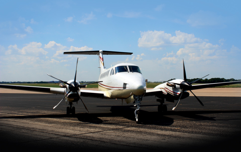 Blackhawk Launches New Engine Upgrade Program for the King Air 350