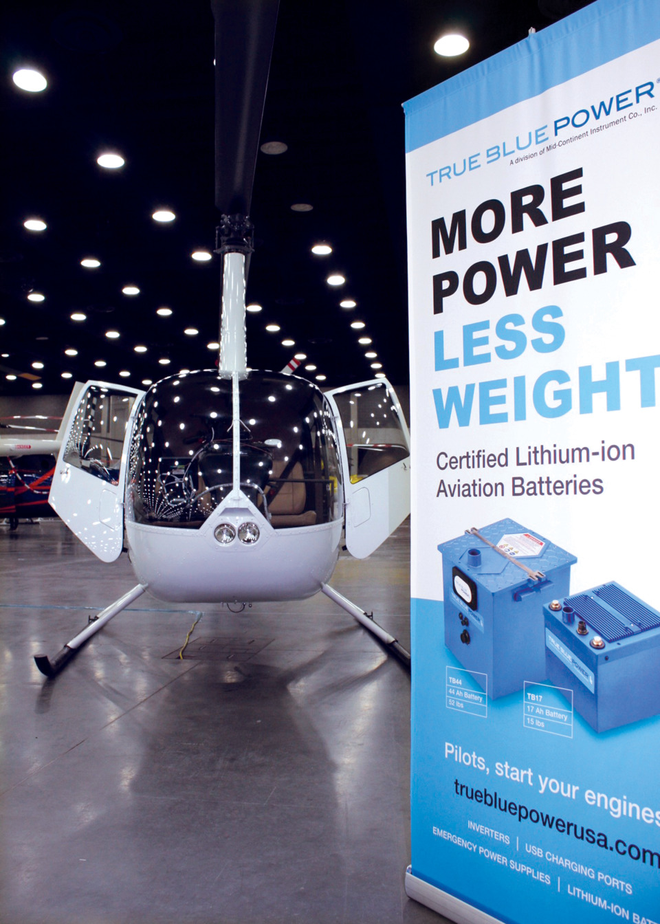 faa issues first ever stc for lithium ion main ship batteries to