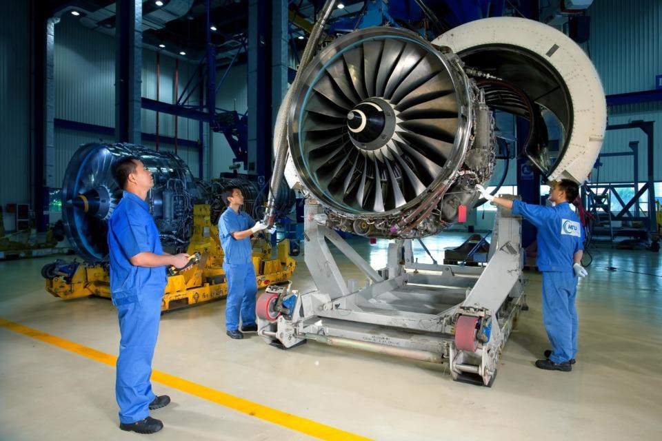 MTU Maintenance Zhuhai completes 2,000th engine shop visit