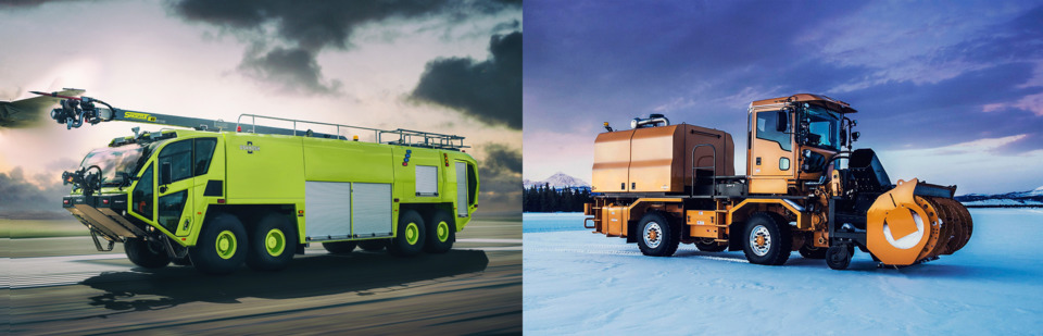 Oshkosh Airport Products Expands The Availability Of Scania Engines